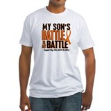 My Battle Too (Son) Orange Shirt