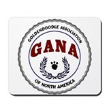 GANA 2 design Mousepad