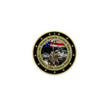4th Stryker Brigade Mini Button (10 pack)