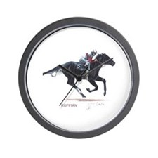 Wall Clock - Ruffian