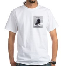 Ruffian - White T-shirt