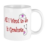 More Nursing Student Mug