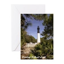 Hunting Island Lighthouse Cards (Pk of 10)