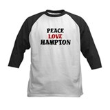 Peace Love Hampton Tee
