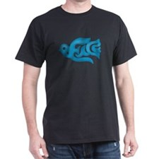 Blue Peace Dove T-Shirt