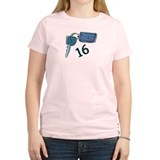 16th B-day Car Keys T-Shirt