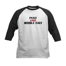 Peace Love Middle East Tee