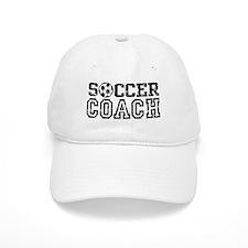 Soccer Coach Baseball Cap