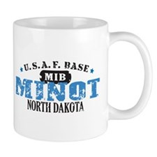Minot Air Force Base Small Mug