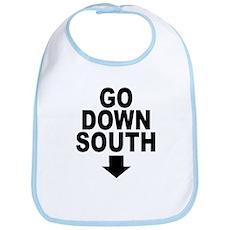 Go Down South ↓ Bib