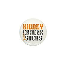 Kidney Cancer Sucks Mini Button (100 pack)