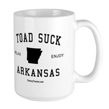 Toad Suck (AR) Arkansas Tees Mug