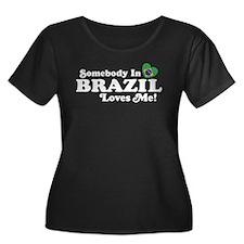 Somebody In Brazil Loves Me T