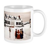 Carolers Coffee Mug