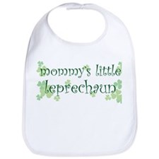 Mommy's Leprechaun Bib