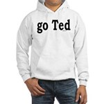 go Ted Hooded Sweatshirt