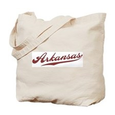 Retro Arkansas Tote Bag