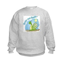 Puppy Dog Tails Sweatshirt