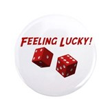"Feeling Lucky 3.5"" Button"