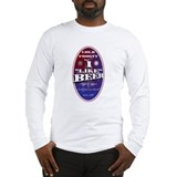 Cold Frosty Long Sleeve T-Shirt
