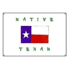 Native Texan Banner