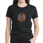 U S Customs Berlin Women's Dark T-Shirt
