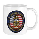U S Customs Berlin Mug