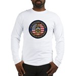 U S Customs Berlin Long Sleeve T-Shirt