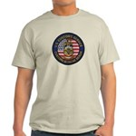 U S Customs Berlin Light T-Shirt