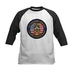 U S Customs Berlin Kids Baseball Jersey