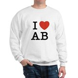 I Heart AB Jumper