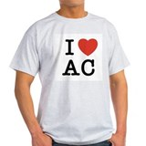 I HEART AC T-Shirt