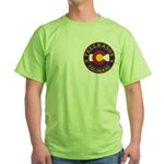 Colorado Masons Green T-Shirt