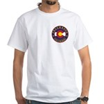 Colorado Masons White T-Shirt