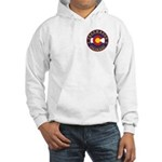 Colorado Masons Hooded Sweatshirt
