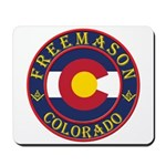 Colorado Masons Mousepad