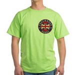 Hawaii Masons Green T-Shirt