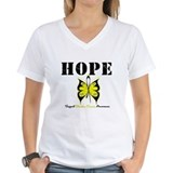 BladderCancer Butterfly Shirt