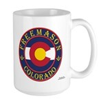 Colorado Mason Large Mug
