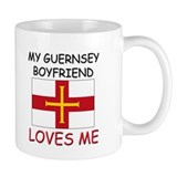 My Guernsey Boyfriend Loves Me Mug
