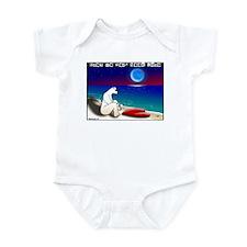 BEARS NEED LOVE TOO Infant Bodysuit