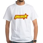 Pwn Star White T-Shirt