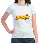 Pwn Star Jr. Ringer T-Shirt