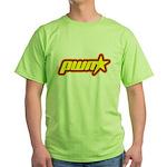 Pwn Star Green T-Shirt