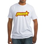 Pwn Star Fitted T-Shirt