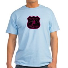 Police Dept Diva League T-Shirt