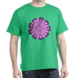 Purple Mandala T-Shirt