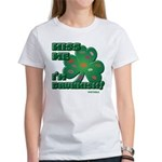 Kiss Me... I'm Drunkish! Women's T-Shirt