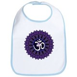 Third Eye OM Bib