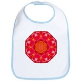 Root Flower Of Life Bib